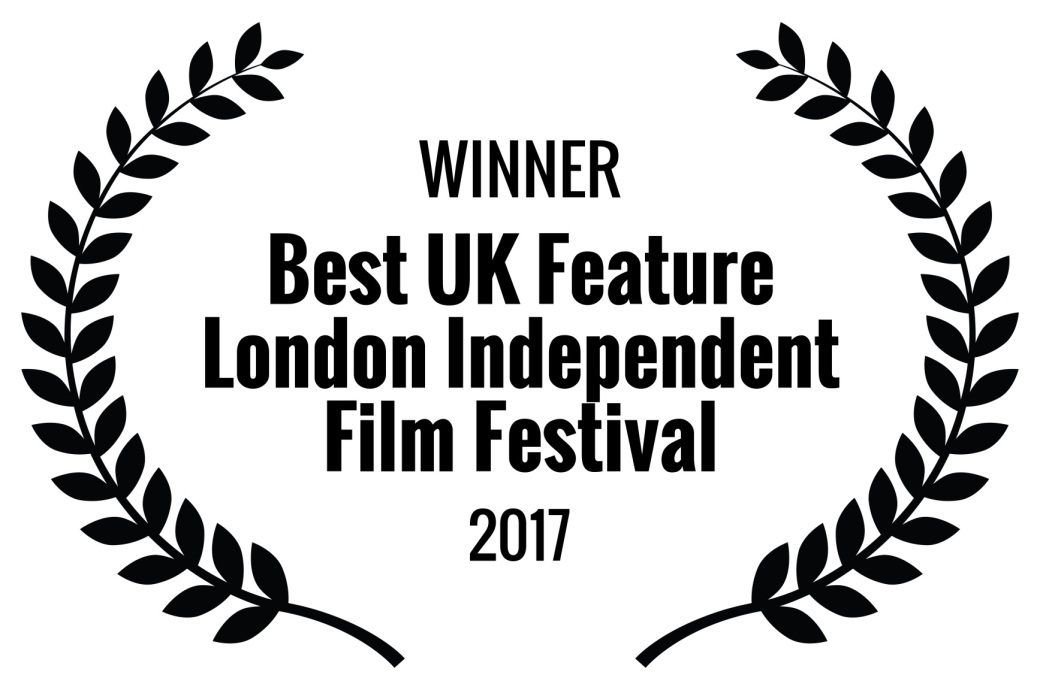 WINNER - Best UK Feature London Independent Film Festival - 2017 (1)